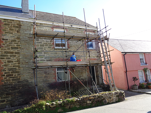 Building with Damp Proofing in Cornwall